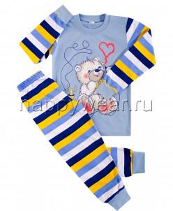 Пижама для мальчика Sladikmladik