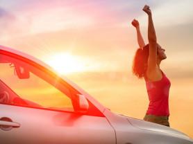 Открытый тренинг для женщин-автомобилистов