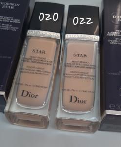 Dior star тональный крем тон 020,022