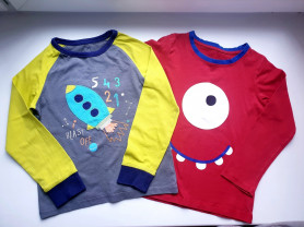 Пижамки Mothercare на 6 - 7 лет