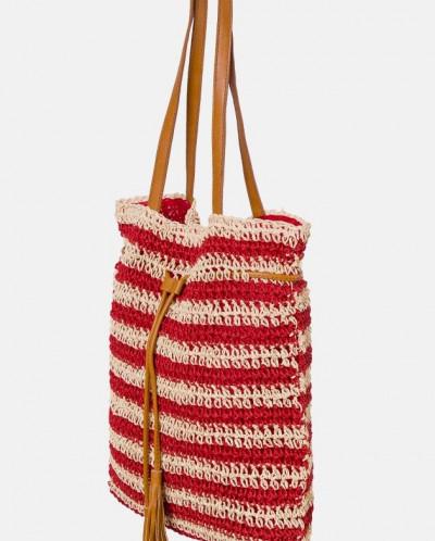 Бескаркасная сумка-кисет MR 2222 2374 0220 Wine  от MR520