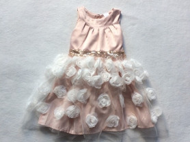 Продам новое красивое платье  на 5 лет
