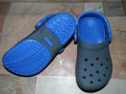 Новые Сланцы Кроксы ( Crocs) р.11 (16,5см)