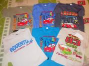Распродажа новых детских футболок все по 99р