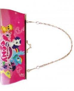 "клатч ""My Little Pony"" р-р 20*8,5*4см"