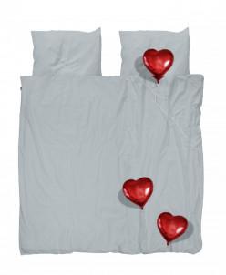 Комплект постельного белья Сердце в облаках 2-спальный