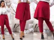 Двойка брюки+юбка