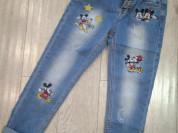 джинсы новые, отдам за 600 руб