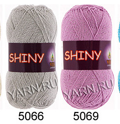 Пряжа Vita Cotton Shiny