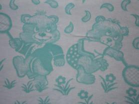 Womar Польша одеяло с окантовкой 160*90см
