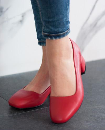 Кожаные милые туфли. Новая коллекция*19