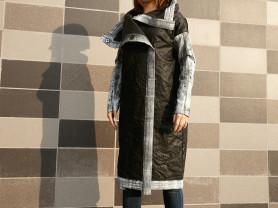 Дизайнерские пальто-плащи на весну-осень