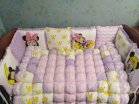 Мини Маус, Бортики в кроватку