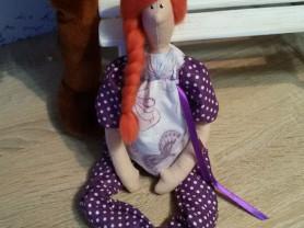 Кукла с малышкой