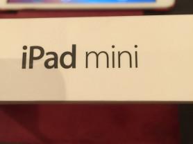 iPad mini 16 GB  Белый
