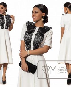 Платье Фабрика моды (4 расцветок)