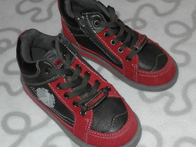 Новые ботинки Canguro от Vera pelle, 29 размер