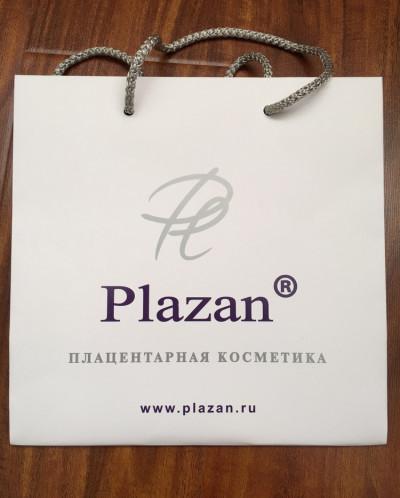Пакет подарочный Плазан