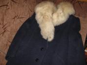 Пальто зимнее Вымпел с Песцом р 48