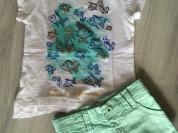 Новая одежда для девочек от роста 90