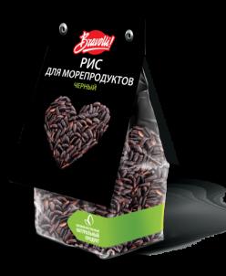 Коллекция Bravolli - Рис для морепродуктов черный