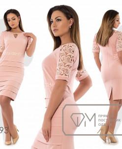 Платье Фабрика моды (4 расцветки)