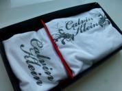 бикини S +топ 34Б (набор) Calvin Klein, нов.