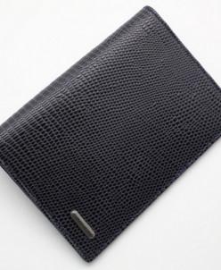 Мужская кожаная обложка для паспорта Dierhoff Д 7200-005/2