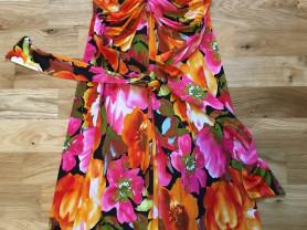 Летнее платье xs - s рос. 40 - 42