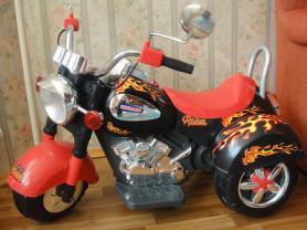Электромобиль Biemme Sun Rider
