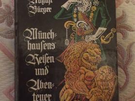 Приключения барона Мюнхгаузена на немецком языке