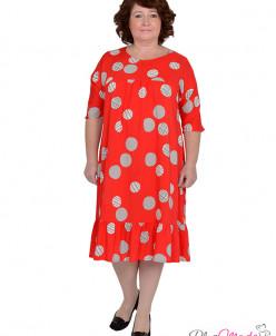 Платье Модель №632 размеры 44-84