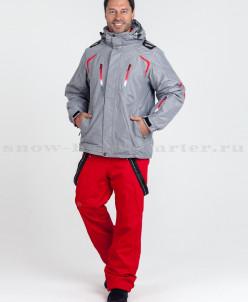 Куртка Snow Headquarter, А-8082, Серый