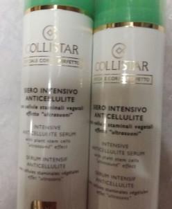Collistar интенсивная антицеллюлитная сыворотка 200 мл