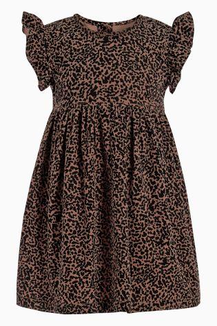 Платье детское вельветовое