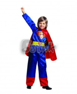 Супермен (текстиль) 8028