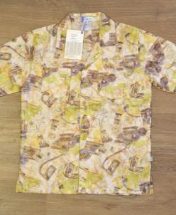 Рубашка-гавайка
