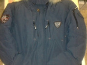 Куртка зимняя для мальчика- рост 158