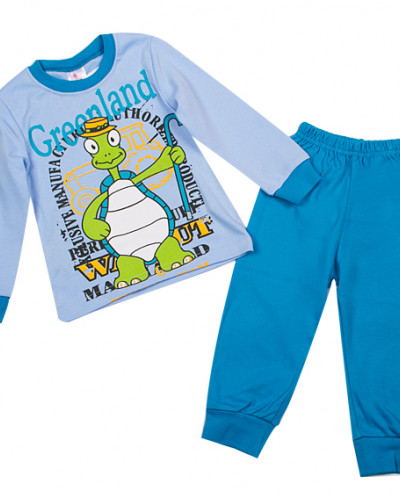 Пижама для мальчика Черепаха