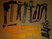 Игровой набор инструментов