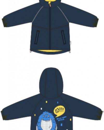 Куртка демисезонная для мальчика CROCKID Крокид ВЕСНА 20