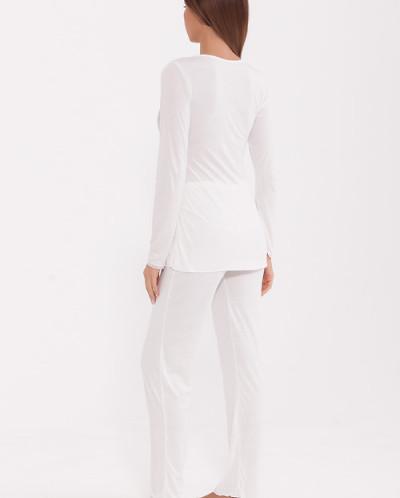 75245 Пижама (BON-AR)Молочный