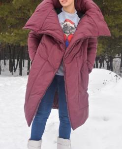 Женское пальто одеяло