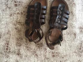 римские сандалики