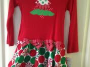 Платье новогоднее (США) Rare Editions 128-134 см