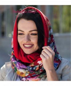 Снуд-шарф Аурэлия
