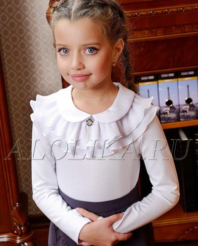 блузка трикотажная У*льяна