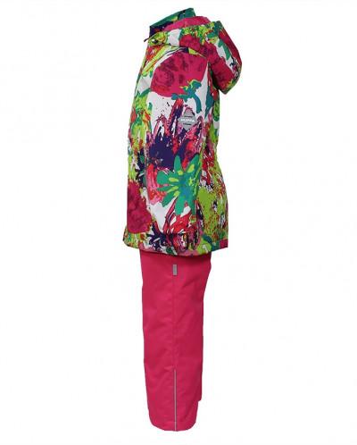 Комплект для девочки Huppa цвет 71220