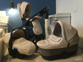 Коляска Noordy sole sport