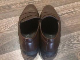 мужские туфли 39-40размер